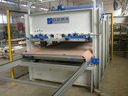 Мембранно-вакуумный пресс ORMA