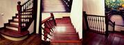 Изготовление лестниц для дома и дачи на металлокаркасе любой сложности