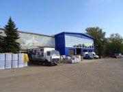Офисно-производственно-складская база.