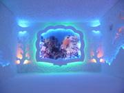 Соляная комната,  пещера,  строительство и ремонт по Всей России