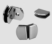 Коннекторы для стеклянных перегородок