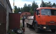 Вывоз мусора строительного хлама в Казани