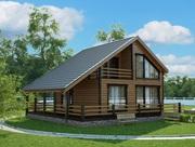 Каркасный дом 128 кв/м. Цена 1 500 000