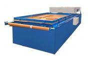 Пресс термо вакуумный для производства мебели
