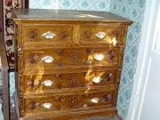 антикварная мебель комод шкаф буфет